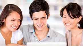 Estude online, de qualquer lugar, a qualquer hora.