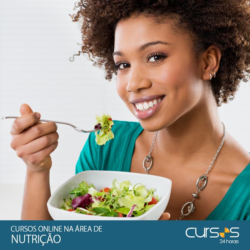 CURSOS ONLINE NUTRIÇÃO